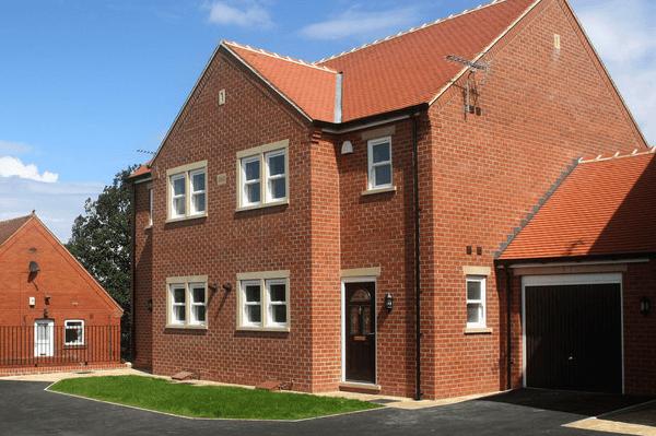 Derwent Living – 10 houses
