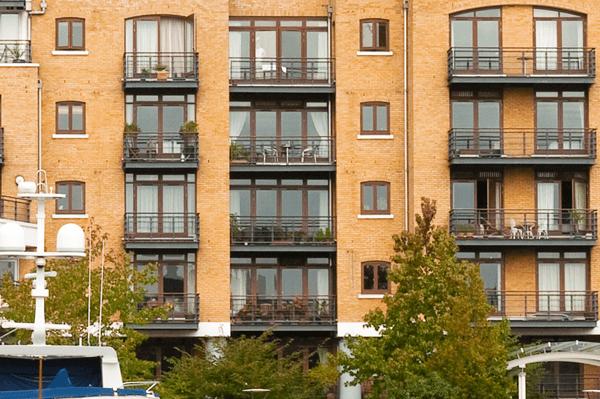 Luxury Apartments Conversion