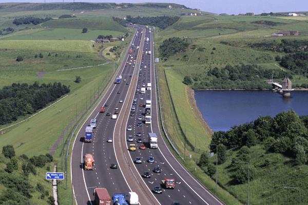 M42 Measham to Birmingham – Construction of a new motorway