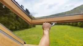 serramenti su misura, finestre coibentate, finestre per mansarde