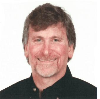 Portrait of Dr RIck Windle