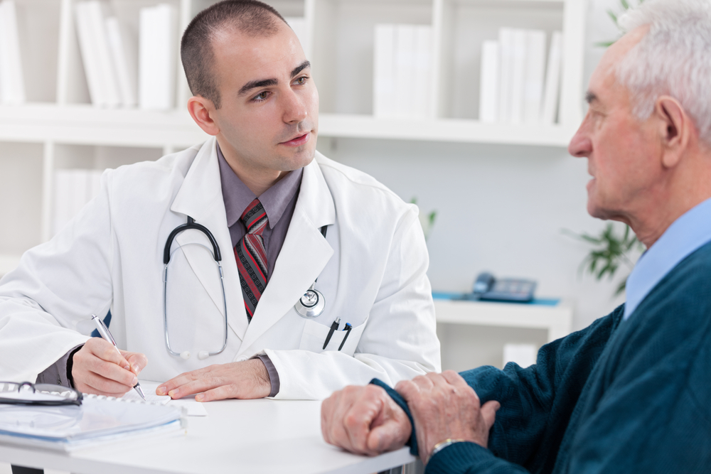 Pacient have an open conversation with the Doctor