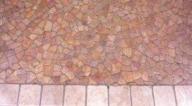 Pavimenti in mosaico