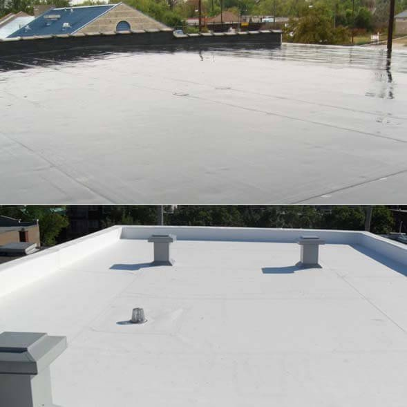 Perfect EPDM Rubber Roofing