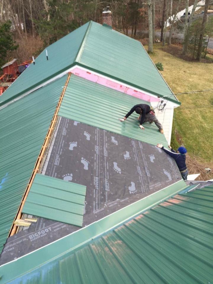 metal roofing - Install Metal Roof