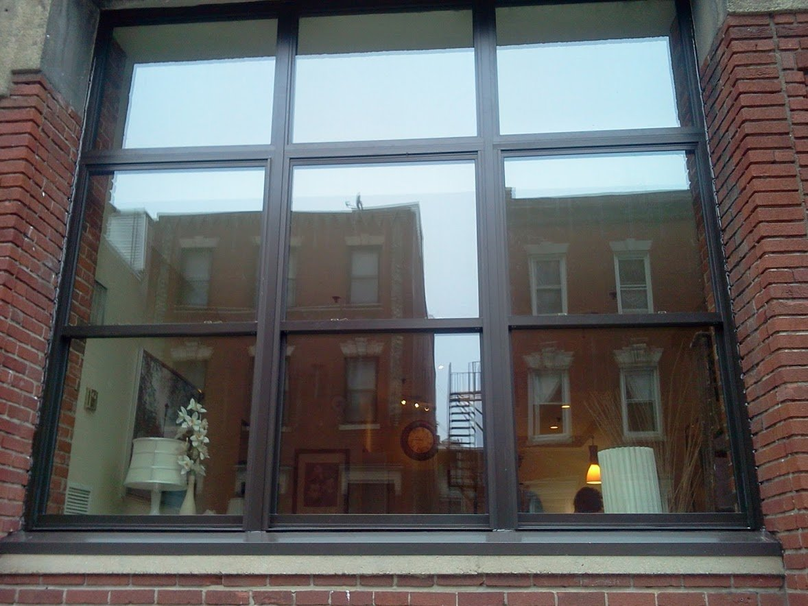 Commercial Grade Aluminum Windows