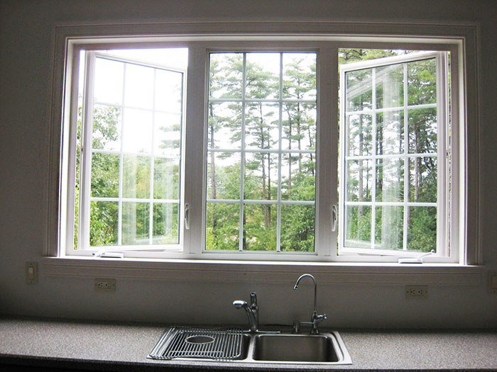 Triple Casement Energy Star Windows