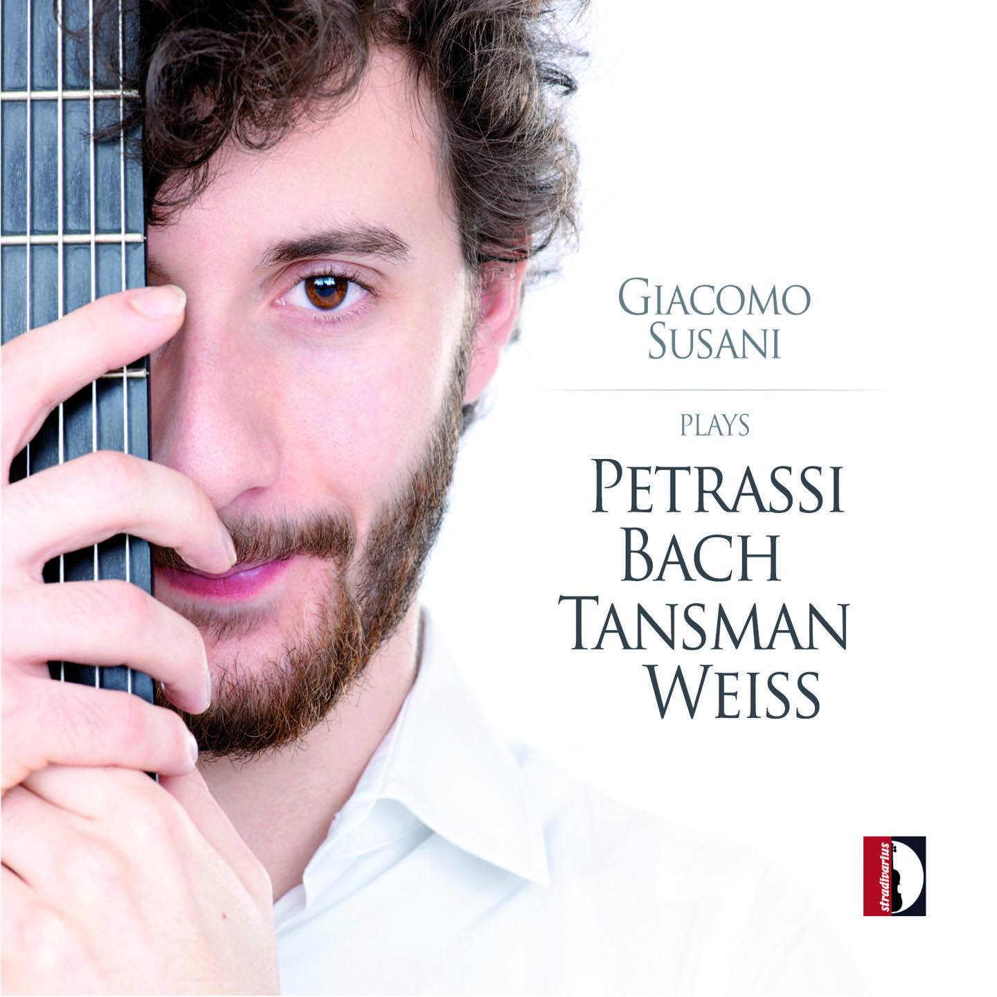 Cover cd Giacomo Susani
