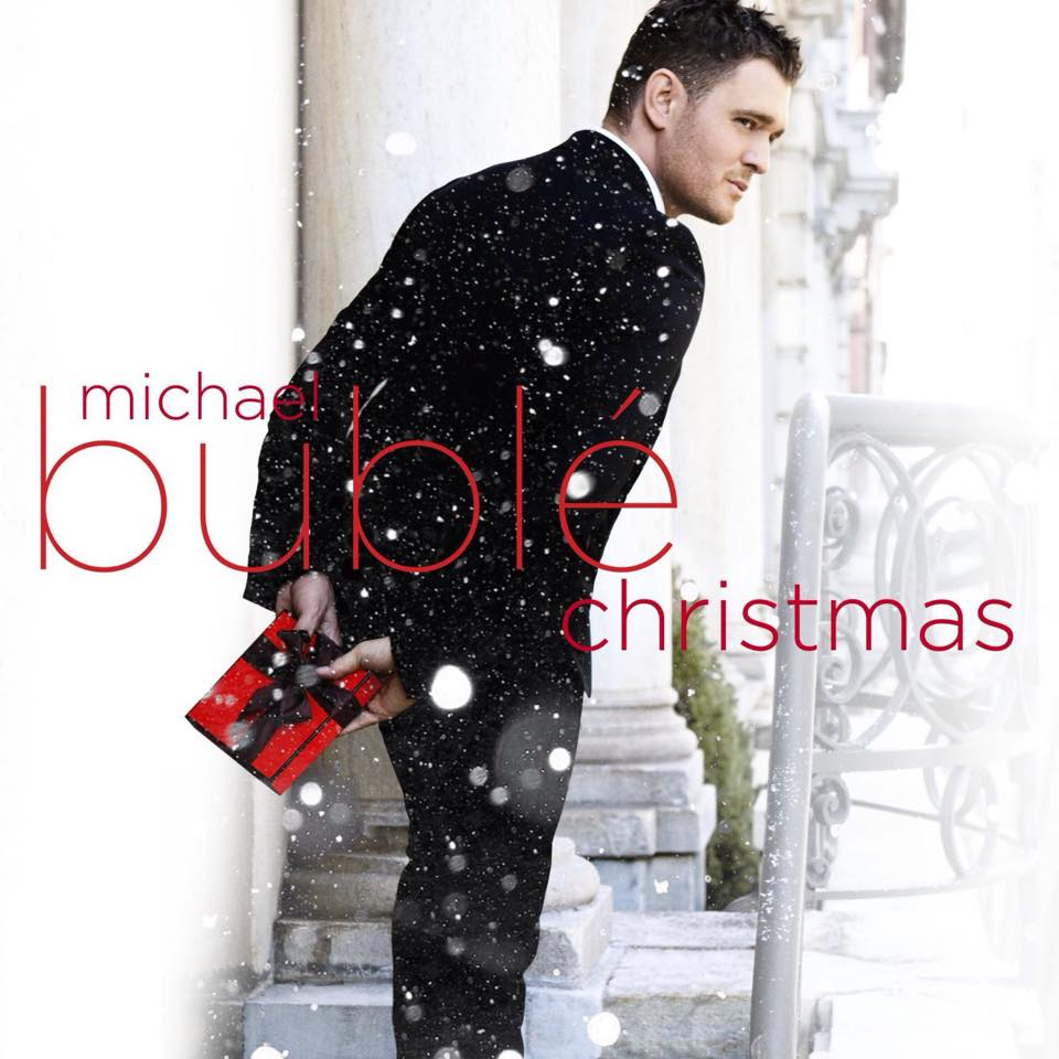 Cover cd Bublé