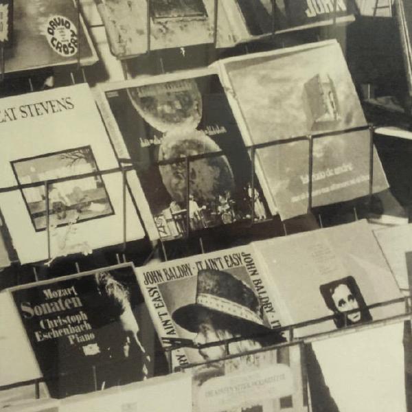 libri musicali in esposizione