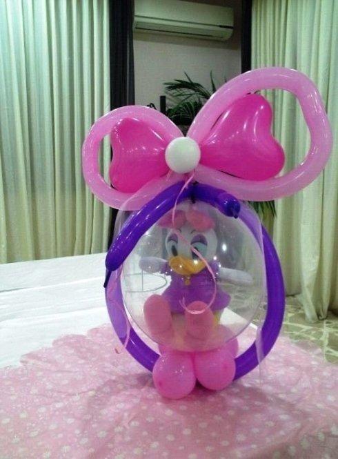 palloncini con angioletto