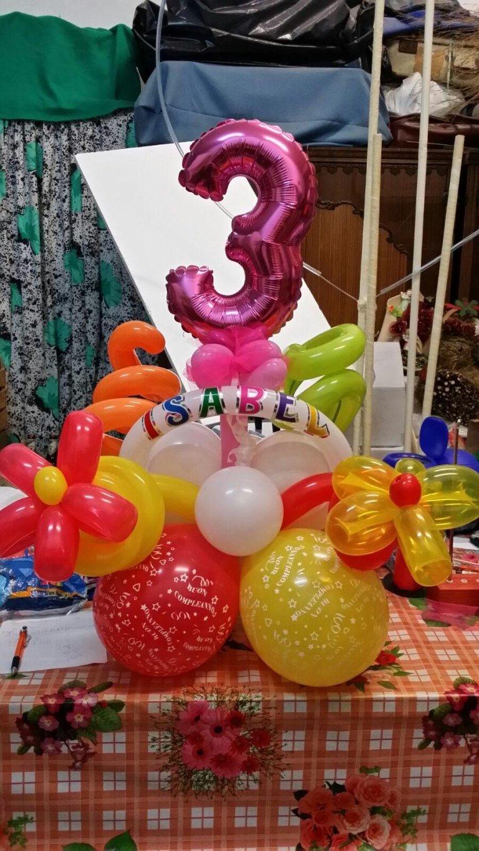 tanti palloncini colorati