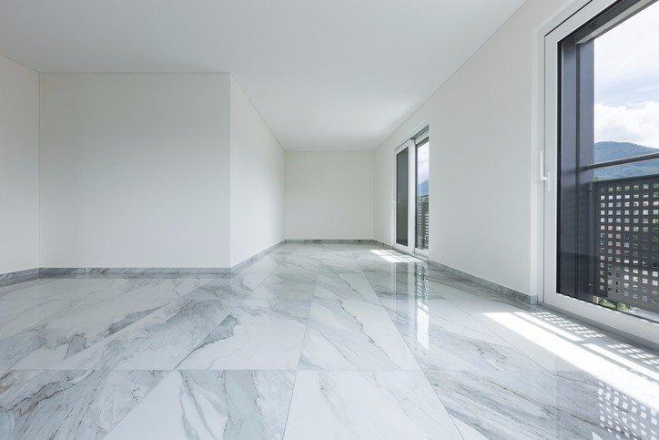 marble flooring installation in Buffalo, NY