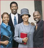 Church Members - Community Church