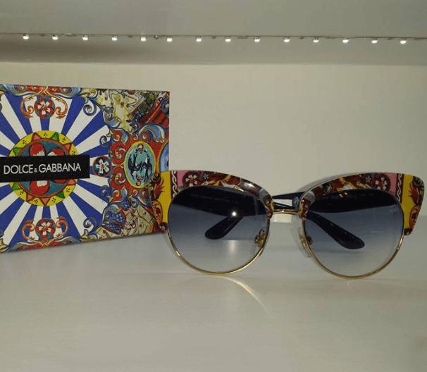 occhiali da sole di marca