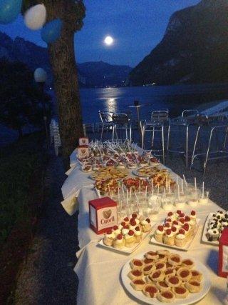 buffet feste serali