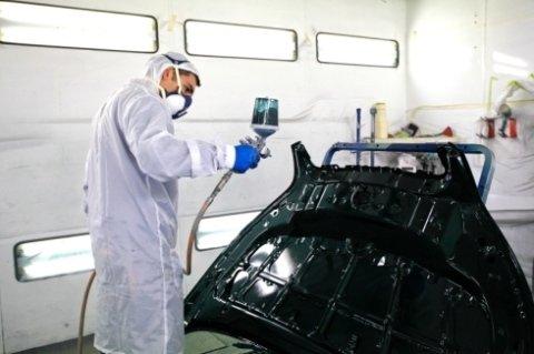 carrozzeria auto, riparazione scocche, verniciatura