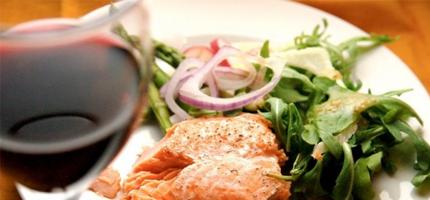 Lunedì sera -  piatti speciali abbinati ai migliori vini