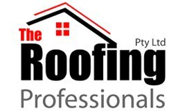 the roofing professionals pty ltd logo