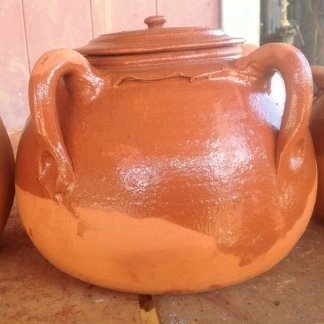 Tofeja in terracotta