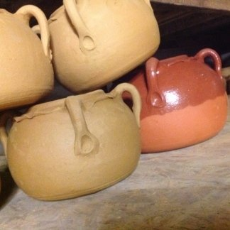 Tofeya in terracotta