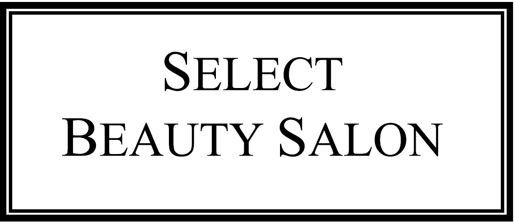 Select Beauty Salon logo