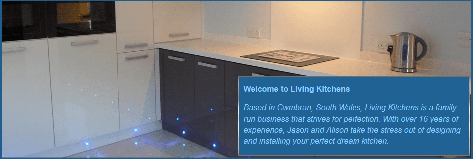 For expert kitchen installations at an affordable price in Cwmbran call 01633 877 550