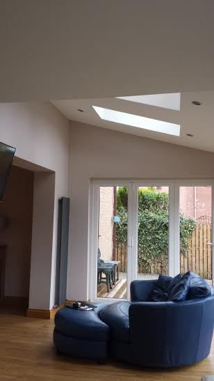 Two storey extension, Balloch