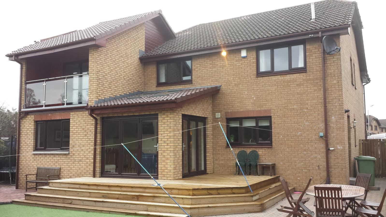 Balloch, Two storey extension