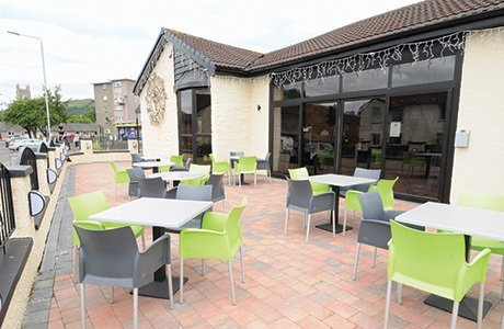 Twisted Thistle Bar & Grill in Old Kilpatrick