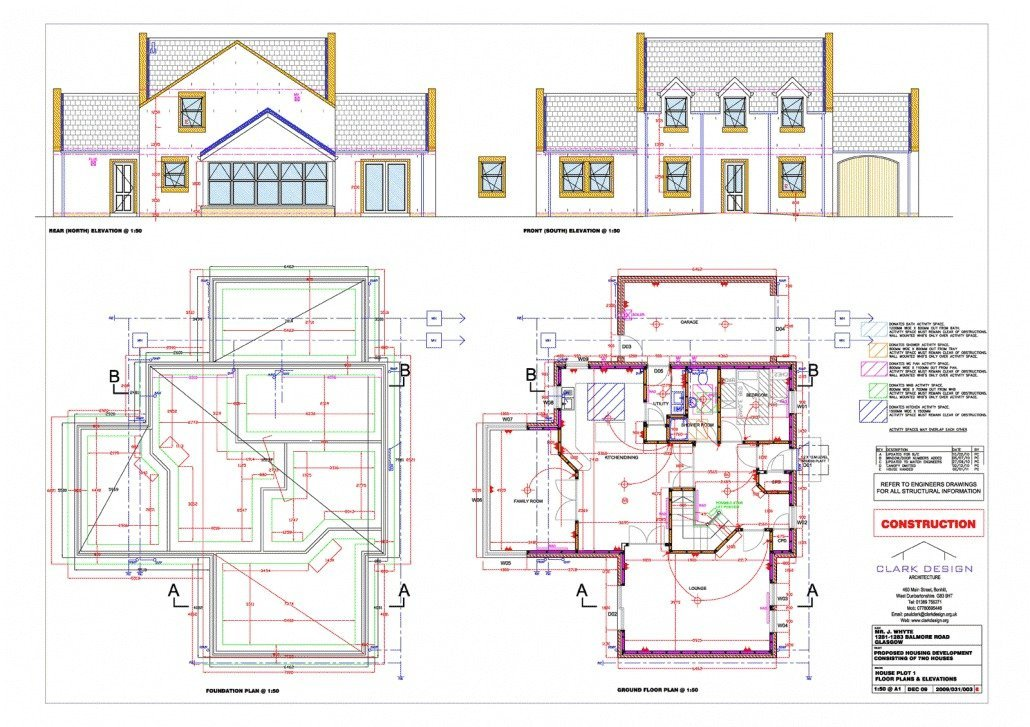 New build house, Milngavie