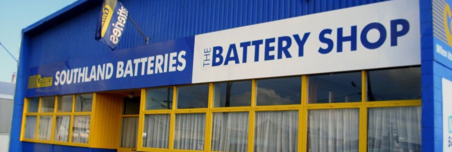 our battery shop in Southland