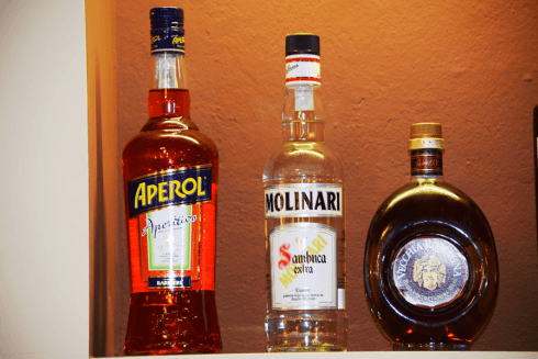 amari e alcolici
