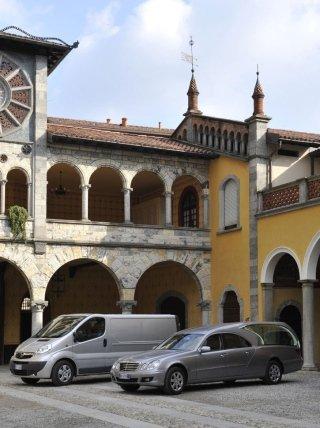 Trasporti funebri Anzano del Parco
