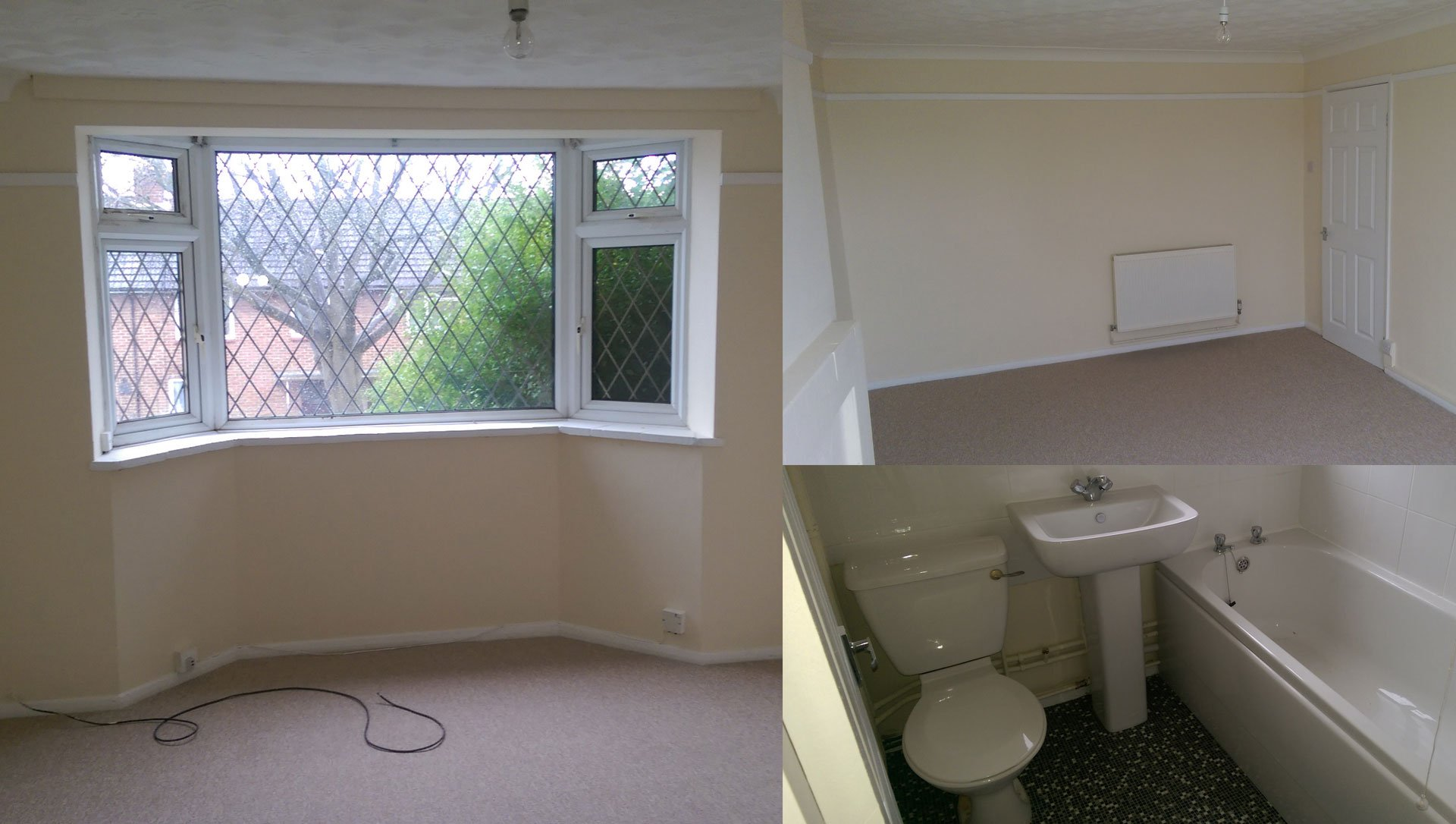 A range of building services