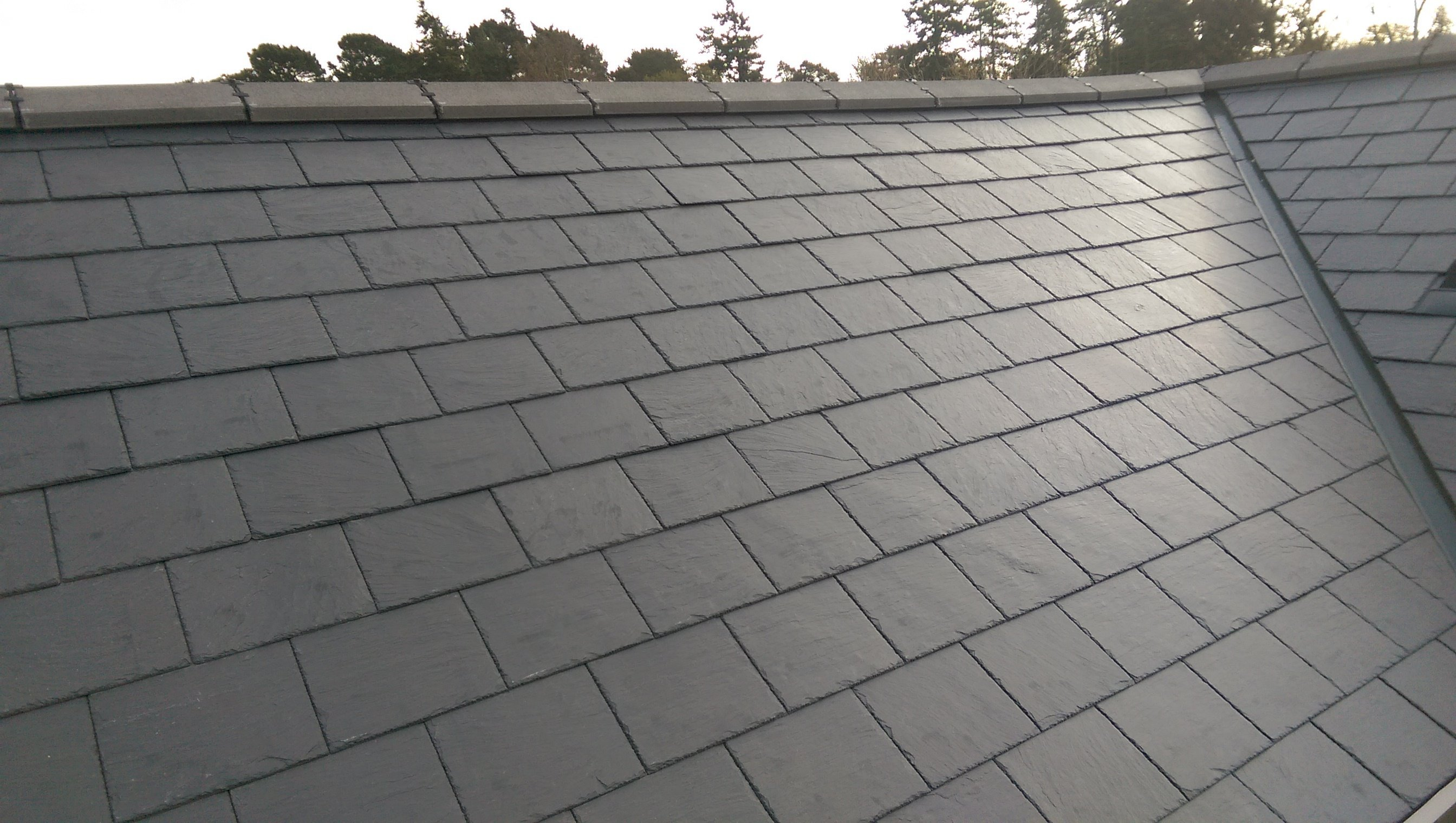 Top quality slate roofing  in Waterlooville