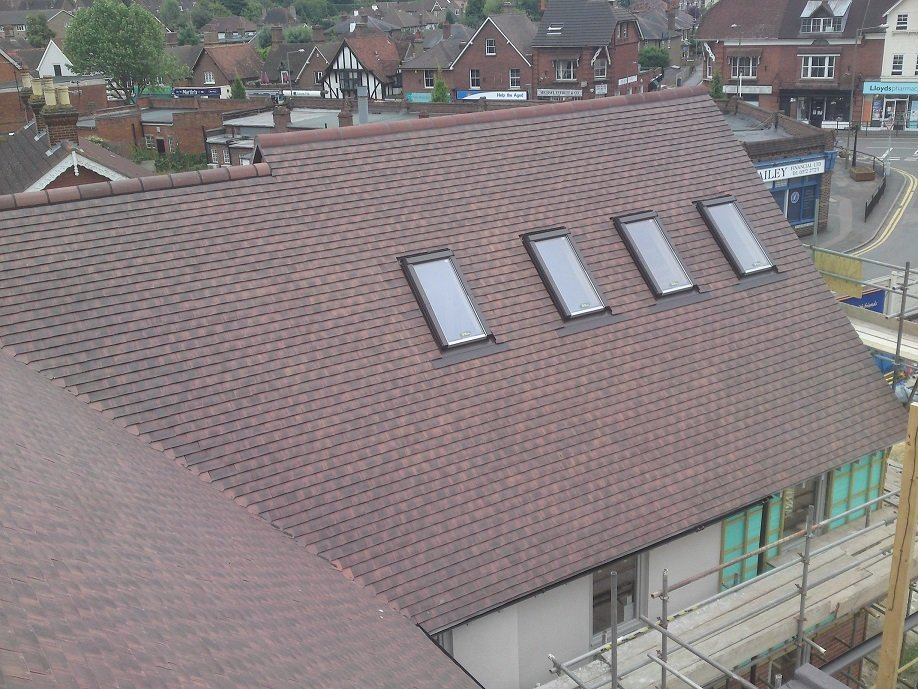 Roofing services in Waterlooville