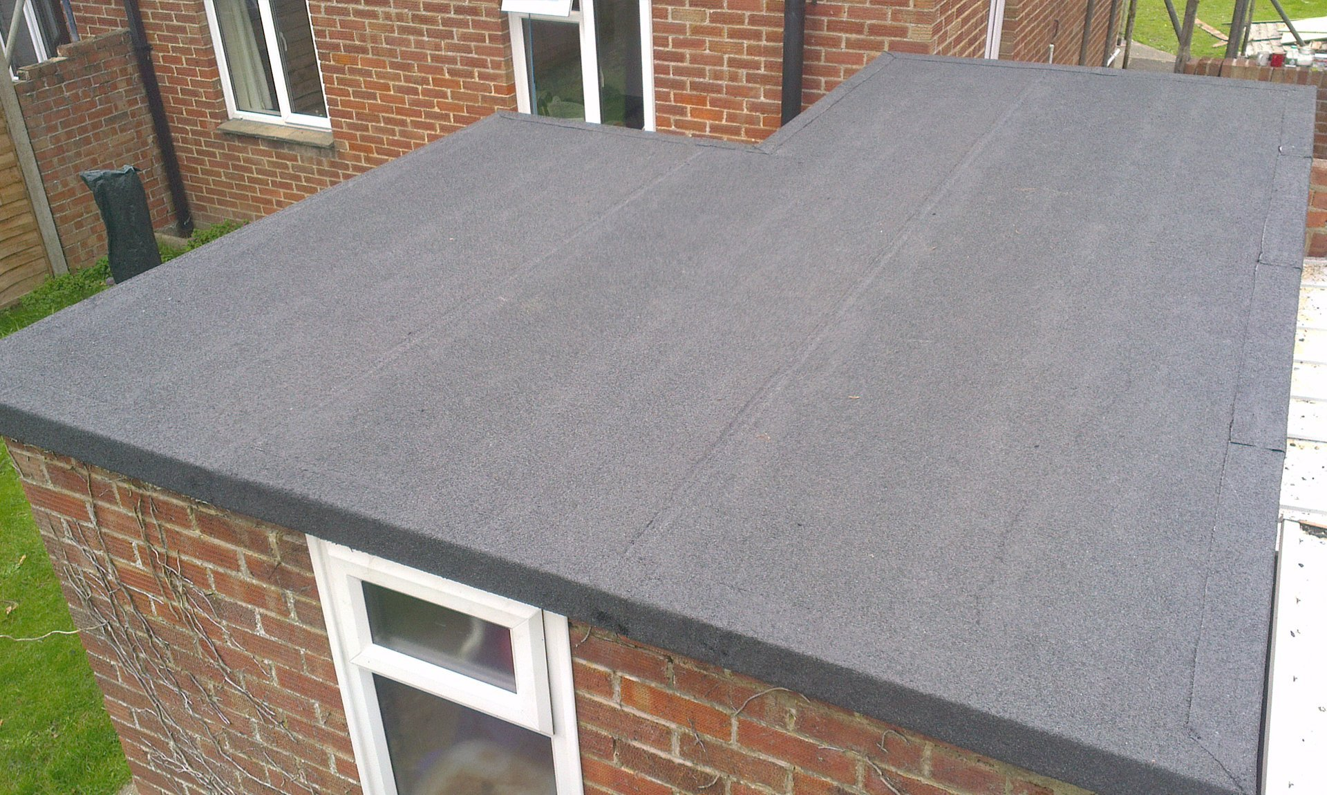 Flat roof experts in Waterlooville