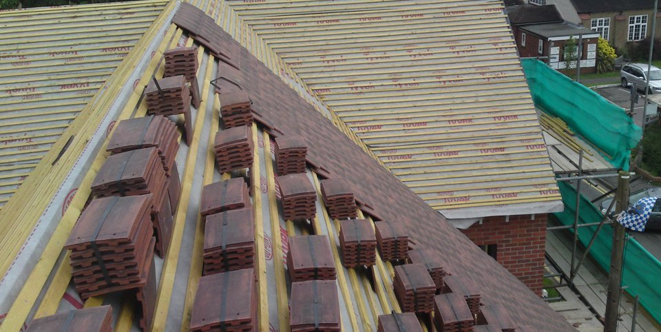 Roof tiling solutions in Waterlooville