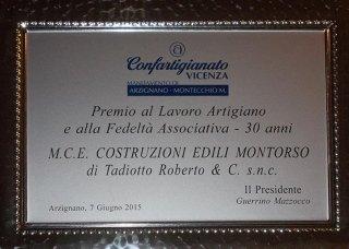 Premio costruzioni