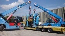 trasporto macchine industriali
