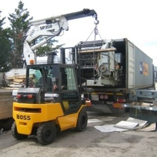 carico container