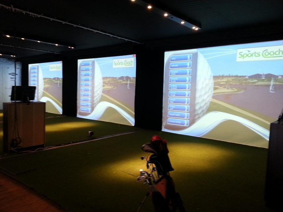 Simulators & Indoor Golf  in Troy & Albany, NY