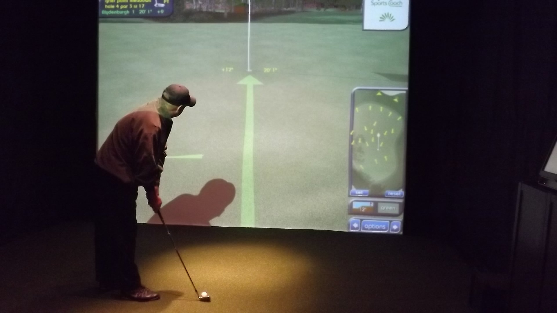 Indoor Golf Simulators Albany, NY