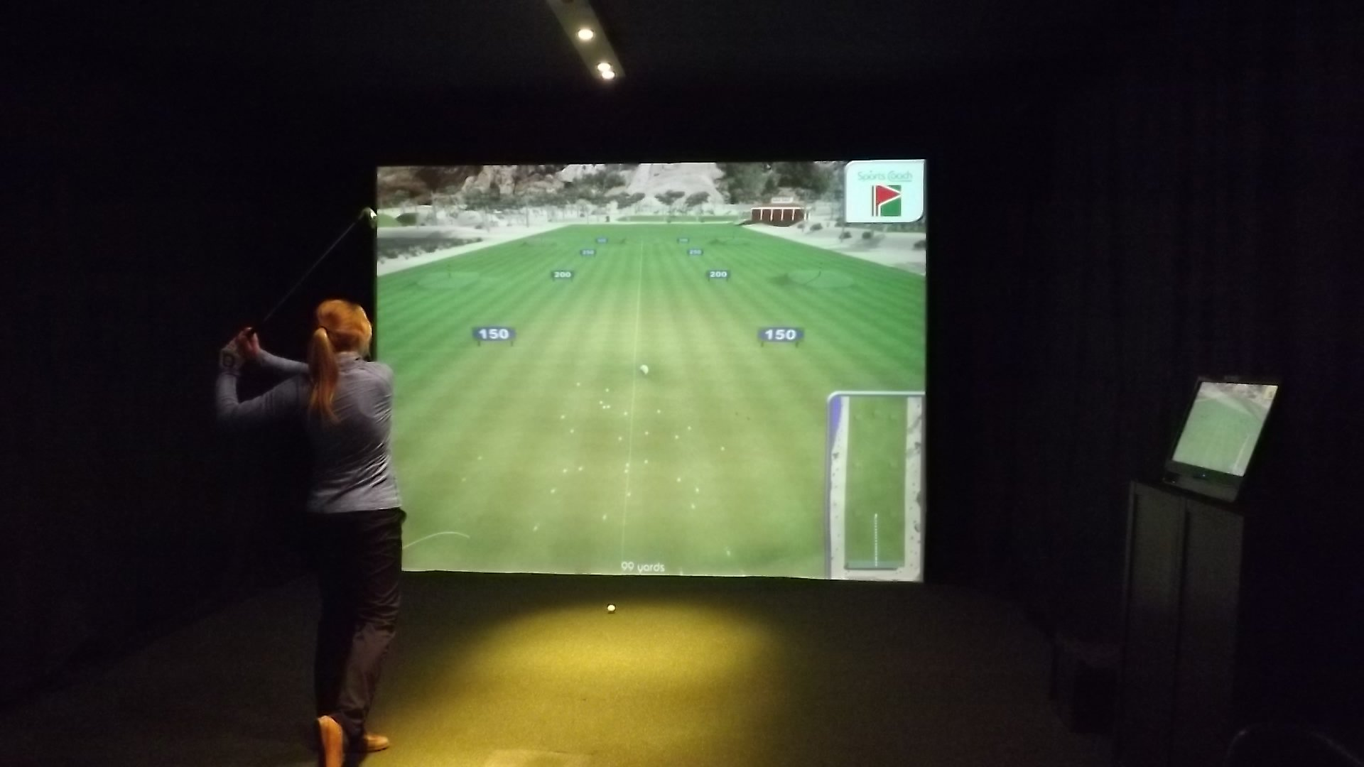 Golf Simulators in Troy & Albany