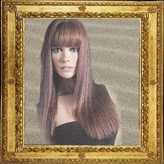 capelli lunghi moda
