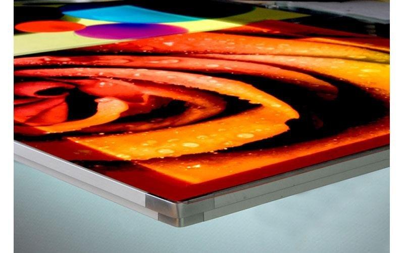stampa plexiglass