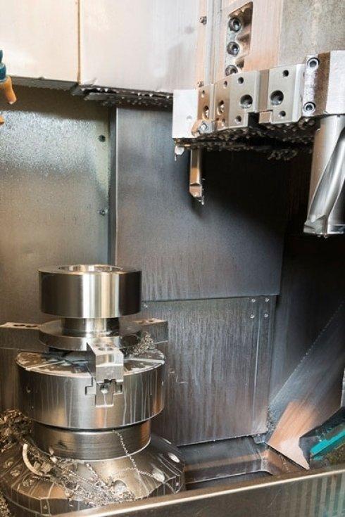 macchine per lavorazione alluminio