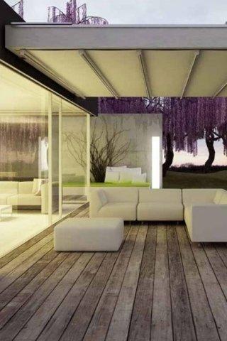 tende per veranda