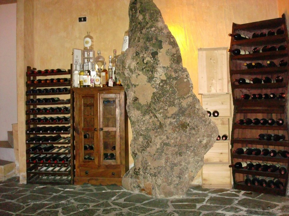 Weinkeller Restaurant La Vecchia Costa